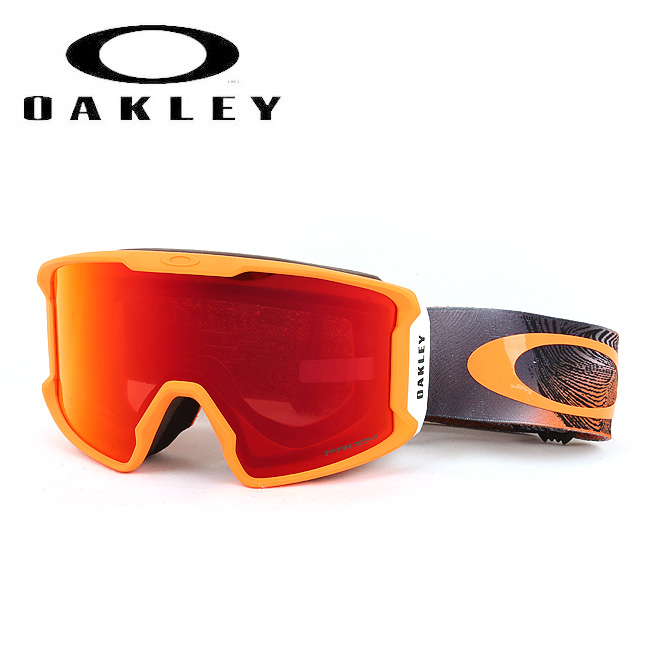 2019 OAKLEY オークリー ゴーグル LINEMINER Mystic Flow Neon Orange/Prizm Torch Iridium oo708027 【ゴーグル】 Asia Fit ジャパンフィット