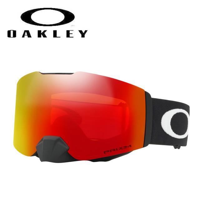2019 OAKLEY オークリー ゴーグル FALL LINE Matte Black/Prizm Torch Iridium oo708601 【ゴーグル】 Asia Fit ジャパンフィット