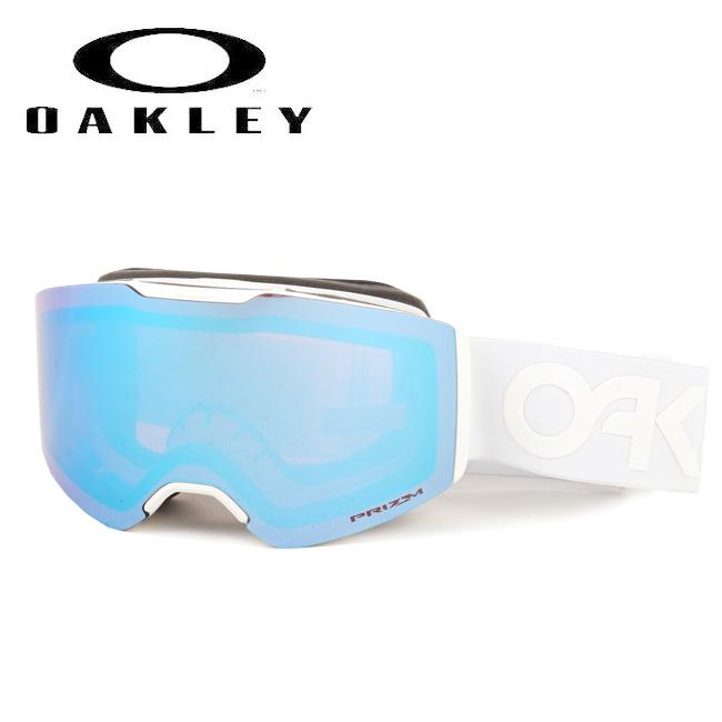 2019 OAKLEY オークリー ゴーグル FALL LINE Factory Pilot Whiteout Prizm/Sapphire Iridium oo708604 【ゴーグル】 Asia Fit ジャパンフィット