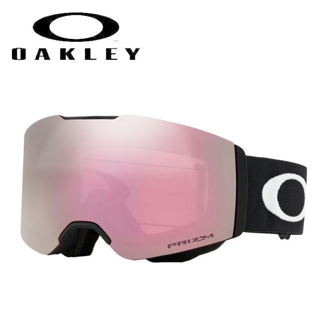 2019 OAKLEY オークリー ゴーグル FALL LINE Matte Black/Prizm HI Pink Iridium oo708618 【ゴーグル】 Asia Fit ジャパンフィット