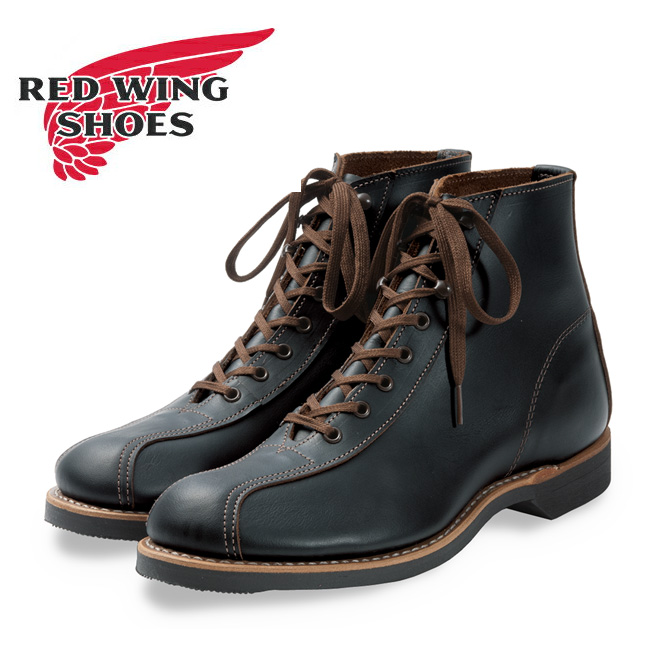 ★ RED WING レッドウイング 1920s アウティングブーツ 1920s Outing Boot Black 8825 【アウトドア/ブーツ/靴/ワークブーツ】