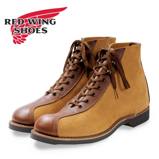 RED WING レッドウイング 1920s アウティングブーツ 1920s Outing Boot TeakHawthorne 8827 【アウトドア/ブーツ/靴/ワークブーツ】 【clapper】