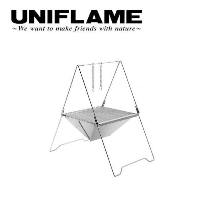 UNIFLAME ユニフレーム 焚き火ベース 450 682951 【アウトドア/キャンプ/焚火】 【clapper】