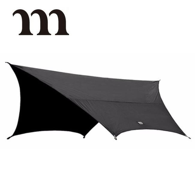 MURACO ムラコ HEXA ULTRA BLACK TP005 【アウトドア/キャンプ/タ―プ】 【clapper】