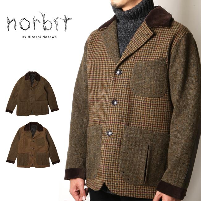norbit ノービット HYBRID FIELDERS JACKET HNJK-001 【アウトドア/ジャケット/アウター】 【clapper】