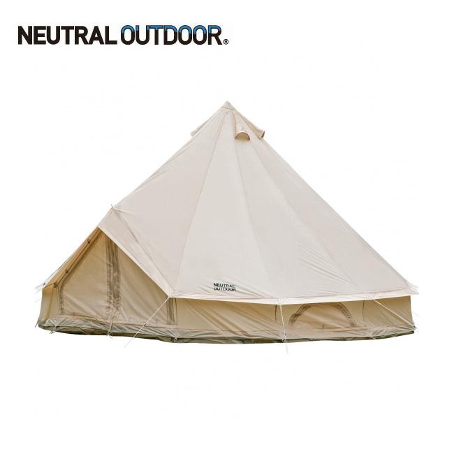 NEUTRAL OUTDOOR ニュートラルアウトドア NT-TE06 GEテント 5.0 34082 【アウトドア/テント/キャンプ】 【clapper】