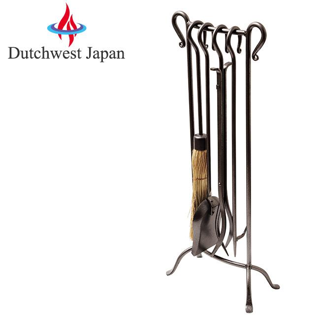 Dutchwest Japan ダッチウエストジャパン トラディショナル ツールセット PA8261 【アウトドア/薪ストーブ/アクセサリー】 【clapper】