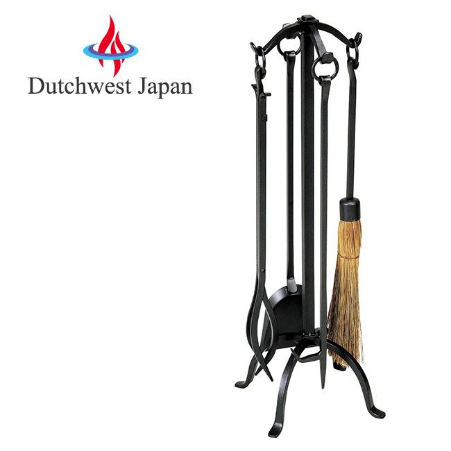 Dutchwest Japan ダッチウエストジャパン クラフトマン ツールセット PA8263 【アウトドア/薪ストーブ/アクセサリー】 【clapper】