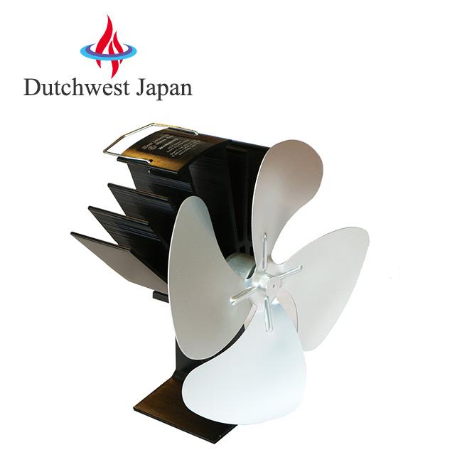 Dutchwest Japan ダッチウエストジャパン ストーブファン スーパーエアーII SF-908N4 【アウトドア/薪ストーブ/ファン】 【clapper】