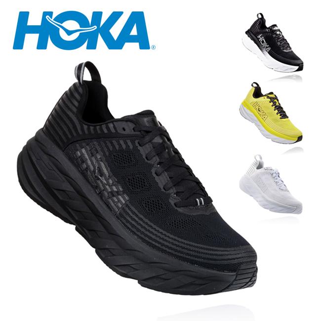 ★ HOKA ONE ONE ホカ オネ オネ BONDI 6 ボンダイ 6 1019269 【アウトドア/スニーカー/靴/メンズ】