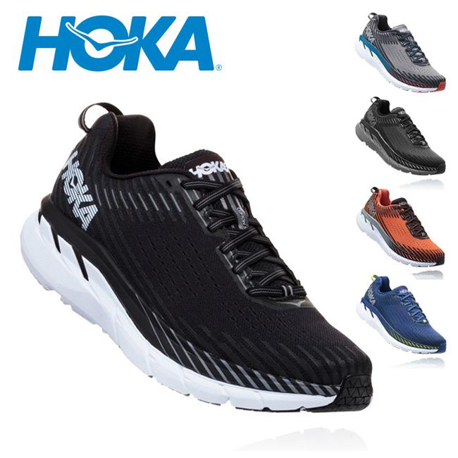 ★ HOKA ONE ONE ホカ オネ オネ CLIFTON 5 クリフトン 5 1093755 【アウトドア/スニーカー/靴/メンズ】