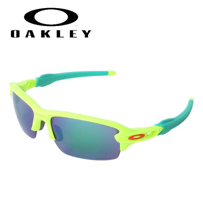 OAKLEY オークリー Flak XS OJ9005-0259 【日本正規品/サングラス/ユース/ジュニア/海/アウトドア/キャンプ/フェス/PRIZM】 【clapper】
