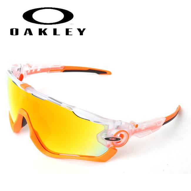 OAKLEY オークリー Jawbreaker Crystal Pop OO9290-3731 【日本正規品/サングラス/海/アウトドア/キャンプ/フェス】 【clapper】