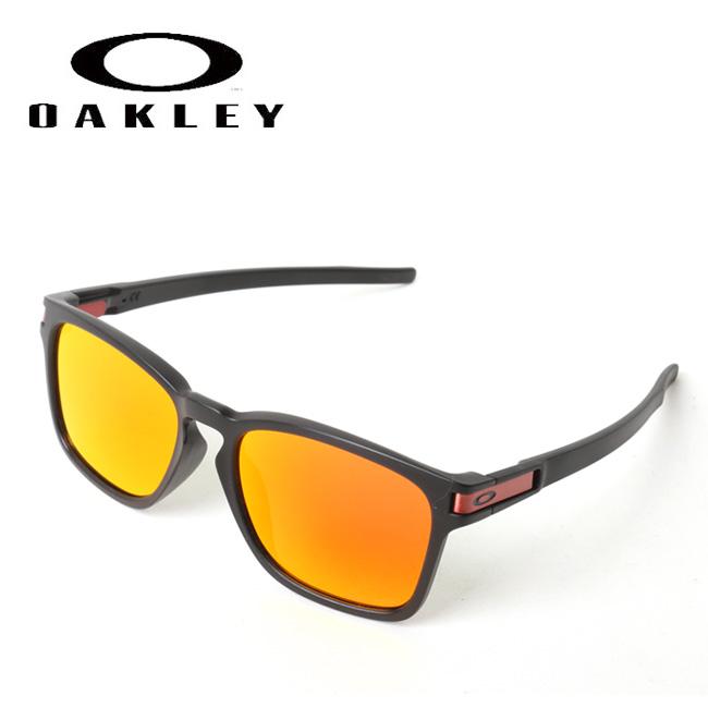 OAKLEY オークリー LATCH SQ (A) OO9358-1155 【日本正規品/サングラス/アジアンフィット/海/アウトドア/キャンプ/フェス】 【clapper】