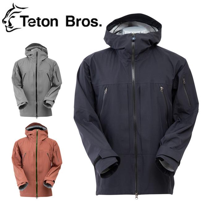 Teton Bros ティートンブロス TB3 Jacket TB183-050 【アウトドア/メンズ/アウター/ジャケット】 【clapper】