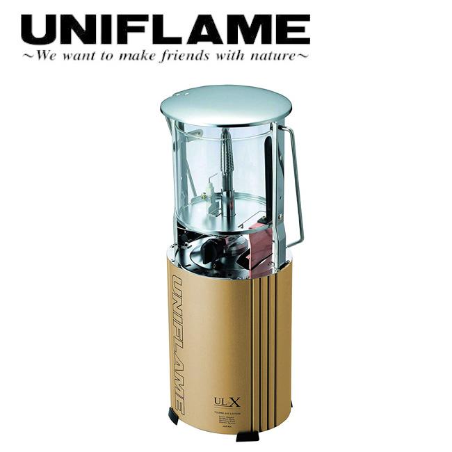 UNIFLAME ユニフレーム フォールディングガスランタン UL-X ベージュ(2019年限定カラー) 620120 【アウトドア/ランタン/キャンプ】 【clapper】