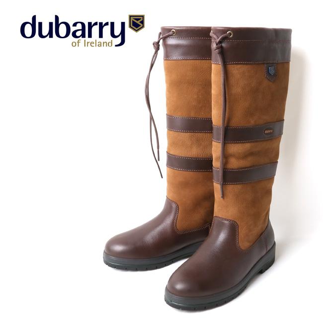 dubarry デュバリー GALWAY VERDE CORDURA BOOT BROWN 3885 【アウトドア/ブーツ/靴】 【clapper】