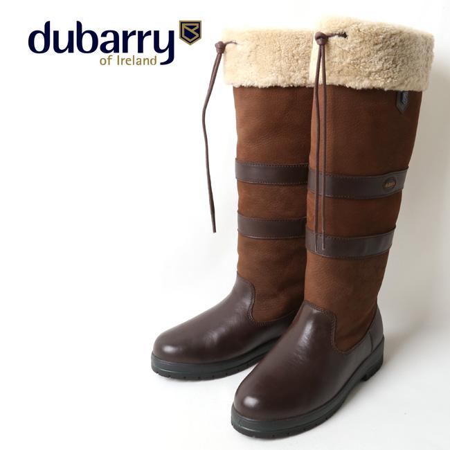 dubarry デュバリー KILTERNAN WINTER BOOT WALNUT 3929 【アウトドア/ブーツ/靴】 【clapper】