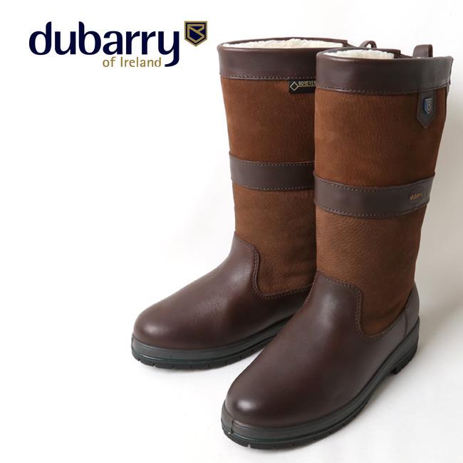 dubarry デュバリー DONEGAL BOOTS WALNUT 3926 【アウトドア/ブーツ/靴】 【clapper】