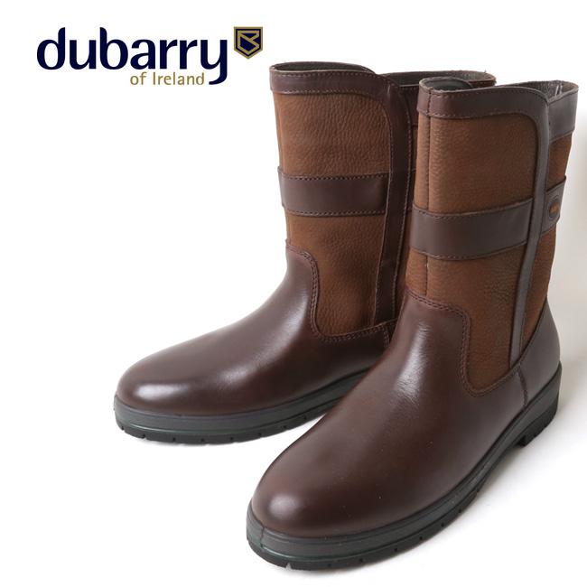 dubarry デュバリー ROSCOMMON LEATHER BOOT WALNUT 3992 【アウトドア/ブーツ/靴】 【clapper】