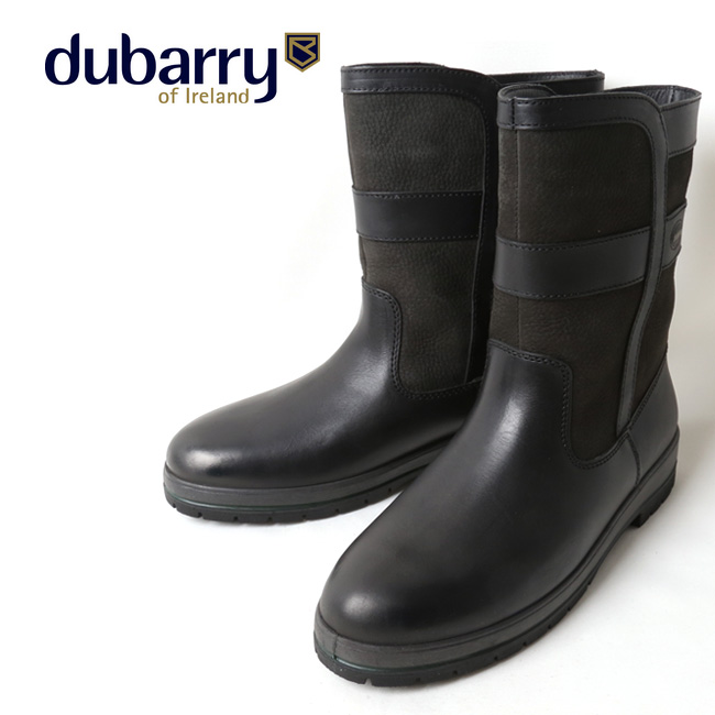 ★ dubarry デュバリー ROSCOMMON LEATHER BOOT BLACK 3992 【アウトドア/ブーツ/靴】