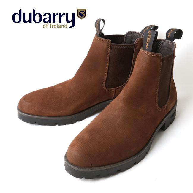 dubarry デュバリー ANTRIM CHELSEA BOOT WALNUT 3954 【アウトドア/ブーツ/靴】 【clapper】