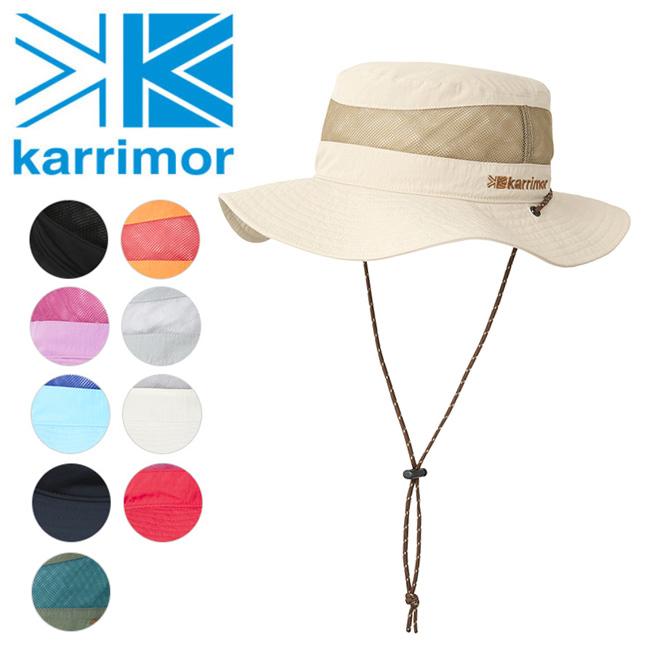 Karrimor カリマー cord mesh hat ST コード メッシュ ハット ST 【アウトドア/帽子/キャンプ】