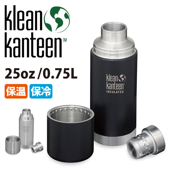 klean kanteen クリーンカンティーン TKPro 0.75L 25oz インスレート【アウトドア/保冷/保温/水筒/ステンレスボトル】