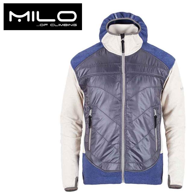 MILO ミロ DEVE (MEN'S) MLAM0001 【アウトドア/山登り/キャンプ/アウター/フード/メンズ】