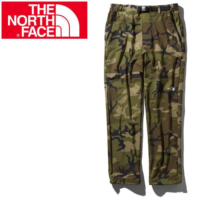 THE NORTH FACE ノースフェイス NOVELTY VERB PANT NB31918 【日本正規品/パンツ/アウトドア】