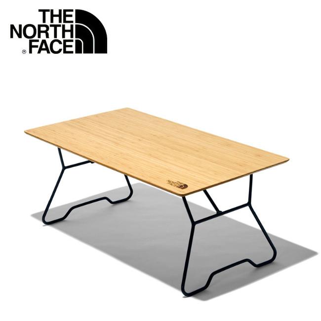 ★ THE NORTH FACE ノースフェイス TNF Camp Table Slim TNFキャンプテーブルスリム NN31901 【日本正規品/テーブル/アウトドア/キャンプ/BBQ】