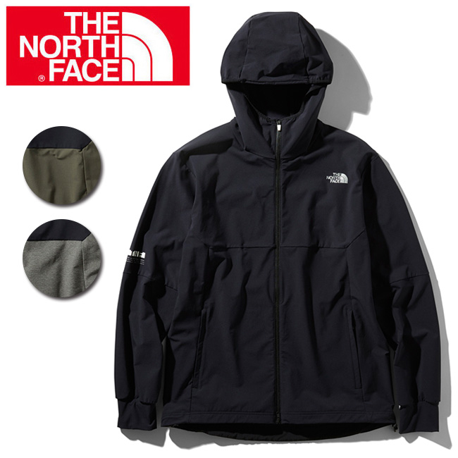 THE NORTH FACE ノースフェイス UA FLEX HOODIE UAフレックスフーディ NP21986 【日本正規品/フーディ/ジャケット/アウトドア】