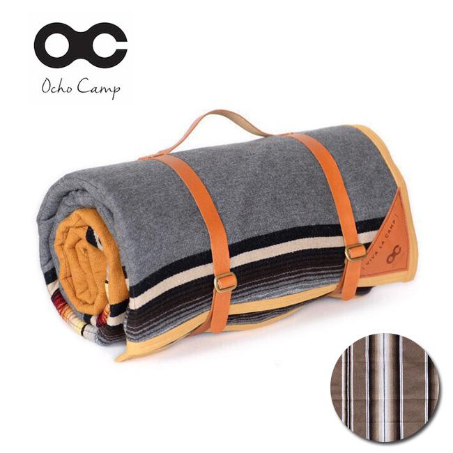 Ocho Camp オーチョキャンプ SARAPE CAMPING MAT サラペ キャンピングマット 【アウトドア/キャンプ/シート/手織り】