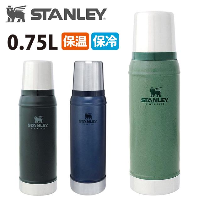 STANLEY スタンレー クラシック真空ボトル 0.75L 01612 日本正規品 新ロゴ ベアロゴ【アウトドア/キャンプ/水筒/マイボトル/魔法瓶】