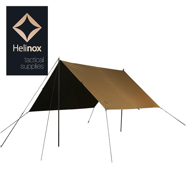 ★ HELINOX ヘリノックス Tec.Recta3.5 Coyote Tac.レクタ3.5 / コヨーテ 19756007 【日本正規品/タープ/アウトドア/キャンプ】