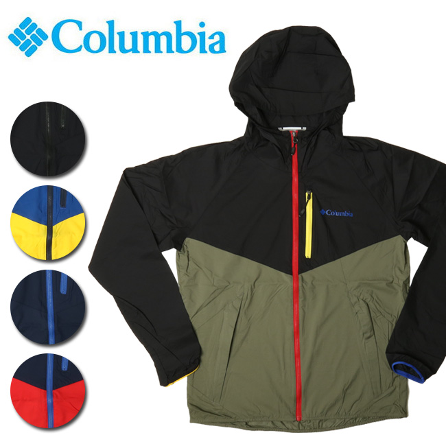 Columbia コロンビア Square Hike Jacket スクエアハイクジャケット PM3729 【アウトドア/ジャケット/アウター】