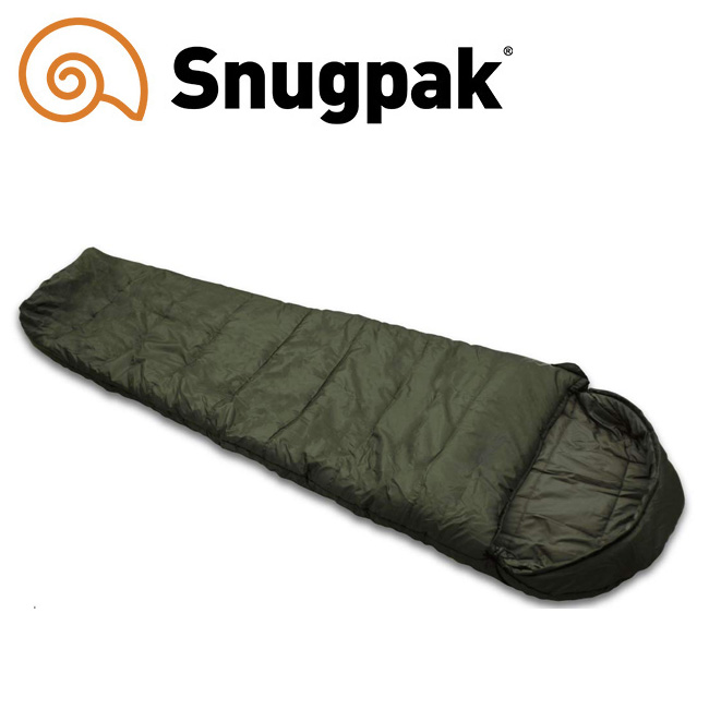 Snugpack スナグパック マリナー マミー ライトハンド オリーブ 【寝袋/キャンプ/アウトドア】