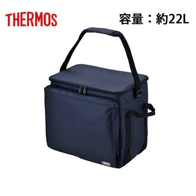 ZAKK THERMOS サーモス ソフトクーラー 22L 毎日続々入荷 ROC-001 買い物 超目玉 保冷 アウトドア ボックス