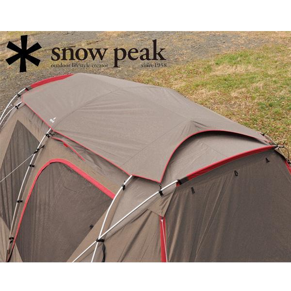 ★ 【スノーピーク/snow peak】テント・タープ/ランドロック シールドルーフ/TP-670SR 【SP-ATNT】 お買い得