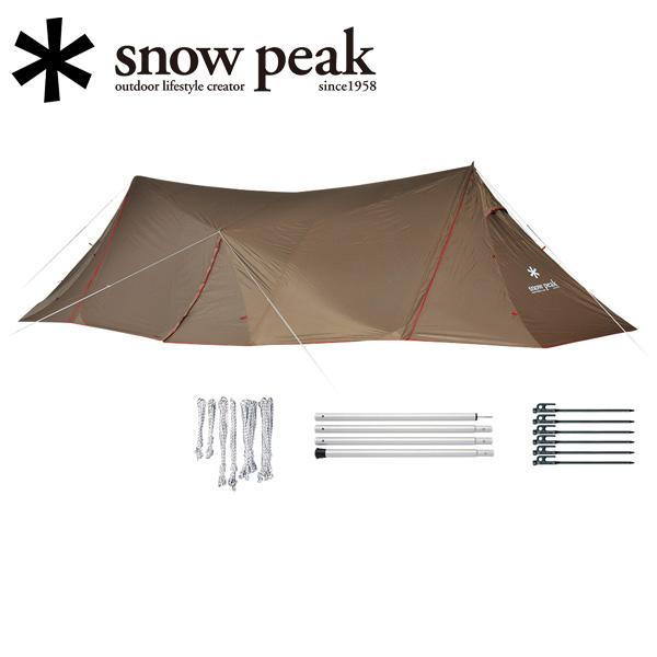 ★ 【スノーピーク/snow peak】テント・タープ/R/ランドステーションLセット/TP-820S 【SP-TARP】 お買い得