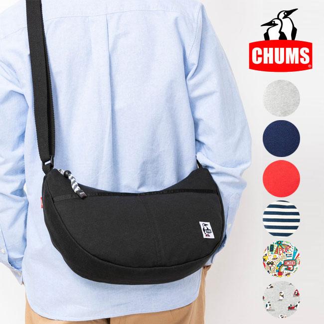 CHUMS チャムス Small Banana Shoulder Sweat CH60-2698 【アウトドア/日本正規品/ショルダーバッグ/カバン】