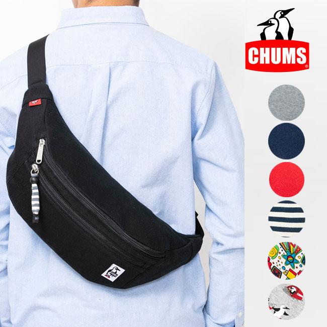 CHUMS チャムス Spur Fanny Pack Sweat CH60-2700 【アウトドア/日本正規品/ウエストバッグ/カバン】