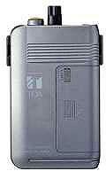 ワイヤレスガイド携帯型受信機 WT-1101-C11C13 TOA