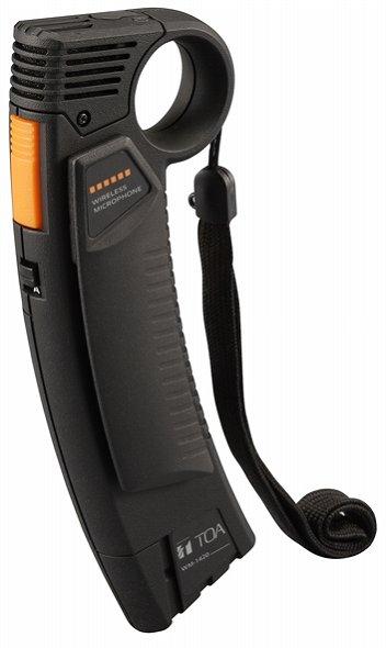 ワイヤレスマイク プレストーク型 WM-1420 TOA