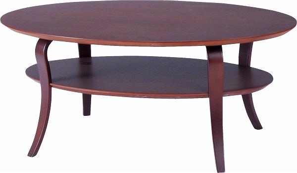 【メーカー直送】 テーブル センターテーブル NET-406BR 東谷 東谷一般商品 【送料無料】