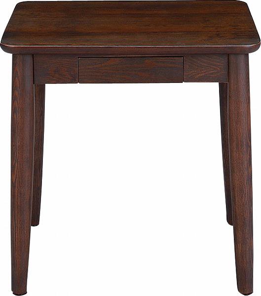 【メーカー直送】 モタ サイドテーブル 木製 HOT-334BR 東谷 東谷一般商品 【送料無料】