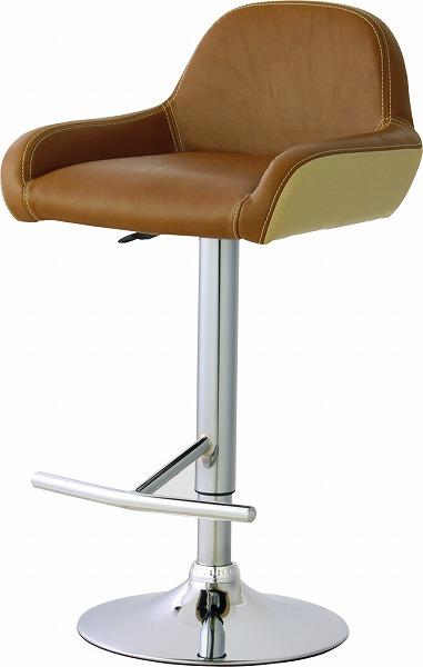 最愛 カウンターチェア イス 東谷 RKC-265BR 東谷一般家具 椅子 RKC-265BR 東谷 東谷一般家具, ニシビワジマチョウ:6ac551f9 --- hortafacil.dominiotemporario.com
