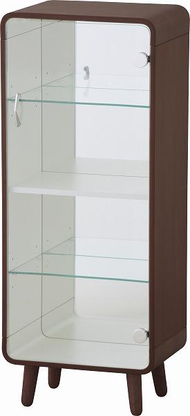 コレクション シェルフ 棚 ディスプレイ PT-612BR 東谷 東谷一般家具