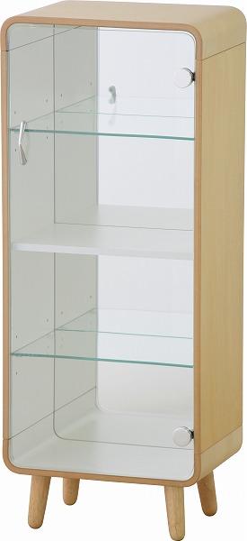 コレクション シェルフ 棚 ディスプレイ PT-612NA 東谷 東谷一般家具