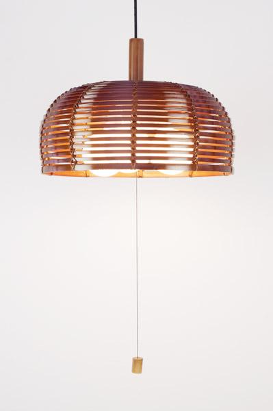 GEM-6908 キシマ IORI イオリ ペンダントライト 3灯 ブラウン おしゃれな照明 竹 和風 アジアン 天然素材 05P01Oct16